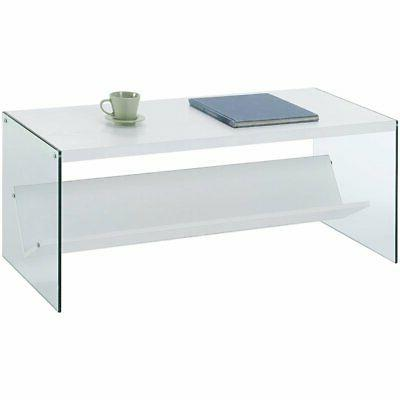 Convenience Coffee Table in