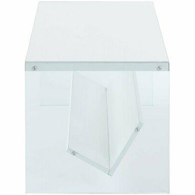 Convenience Table in White