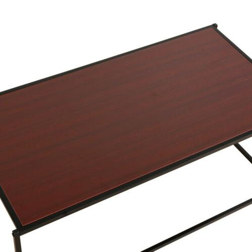 Stylish Collection Coffee Table Living Furniture Brown