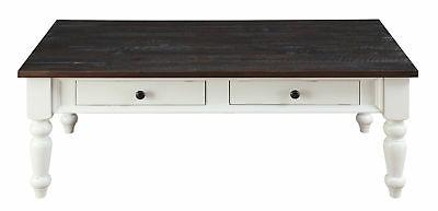 t6013 mountain retreat coffee table standard dark