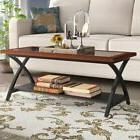 transitional coffee table glass top insert cherry