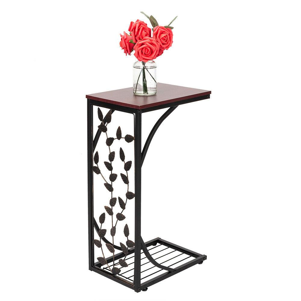 "US 20"" Bed End Table Home Decor Desk"