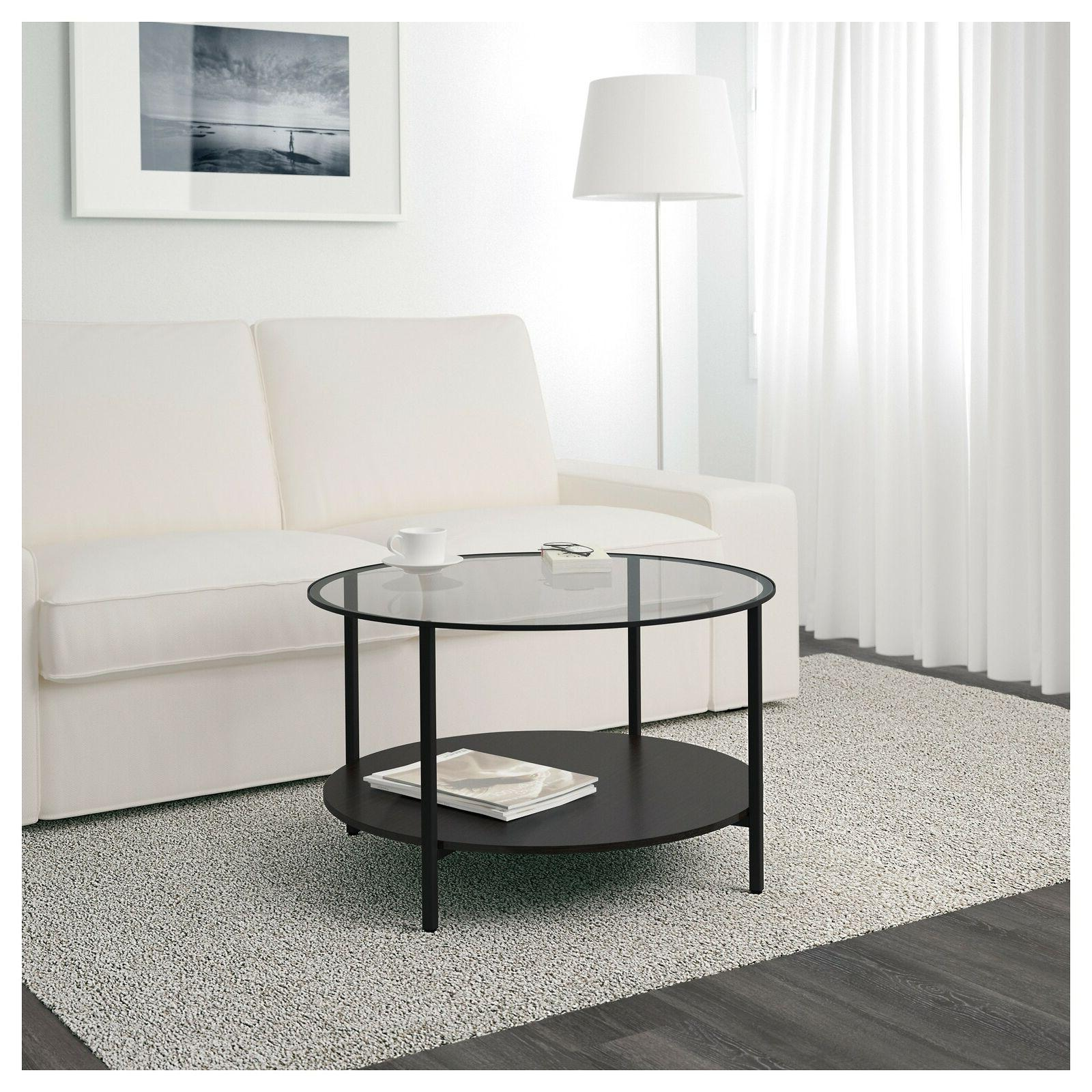 Ikea Vittsjo Coffee Table -