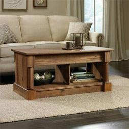 Lift-Top Coffee Table - Palladia Collection - Vintage Oak
