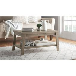 Logan Coffee Table, Color Rustic Oak