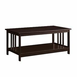 Convenience Concepts Mission Coffee Table