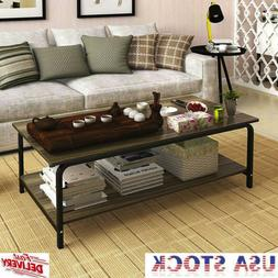 modern simple wood coffee table tea desk