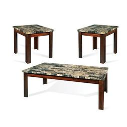 Montibello 3 Piece Coffee Table Set