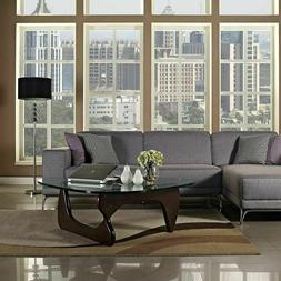 Noguchi Coffee Table Replica Highest Quality Material Glass