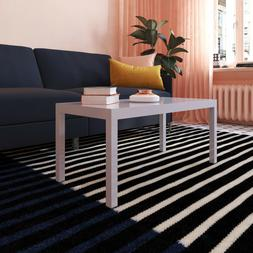 Parsons Coffee Table, Multiple Colors | finish: White
