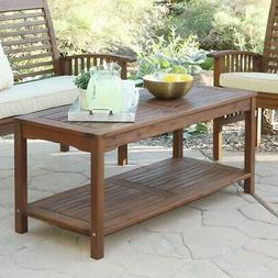 Patio Chairs with Cushions in Dark Brown - Set of 2