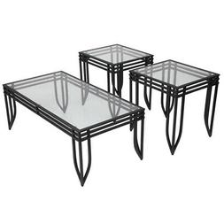 Signature Design by Ashley Exeter 3 Piece Occasional Coffee