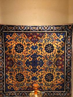 tapestry table cloth coffee table wall hang hand made fix co