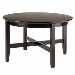 Toby Coffee Table in Espresso Finish