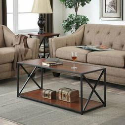 Convenience Concepts Tucson Rectangle Coffee Table