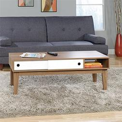 Sauder Woodworking Inspired Accents Coffee Table